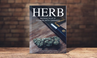 'Herb' is the World's First Gourmet Cannabis Cookbook