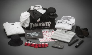 HUF x Thrasher Stoops Asia Tour 2014 Collection