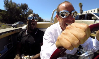 Watch Jerry Seinfeld's 'Comedians in Cars Getting Coffee' with Kevin Hart