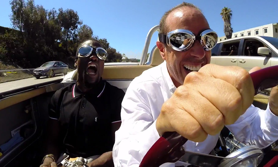 Comedians In Cars Getting Coffee Ft Kevin Hart