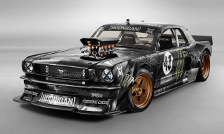 Ken Block Transforms 1965 Ford Mustang into 845 HP AWD Beast for 'Gymkhana 7'