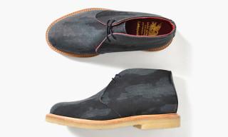 "Lafayette x Mark McNairy ""Le Camo"" Desert Boots"