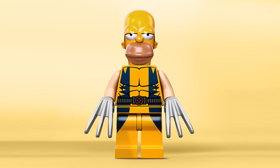 LEGO x Pop Culture & Superhero Figurines | Highsnobiety