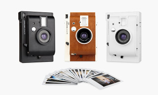 Lomo'instant Camera Now Available for Purchase