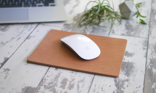 (multee)project Leather Mouse Pad 2.0
