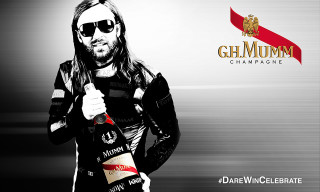 "MUMM Teams Up with David Guetta on ""Dangerous"""