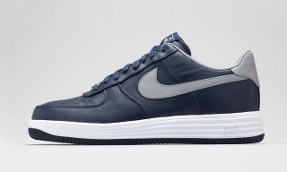 Nike x New England Patriots Lunar Force 1