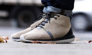 "Nike Roshe Run NM Sneakerboot ""Bamboo"""