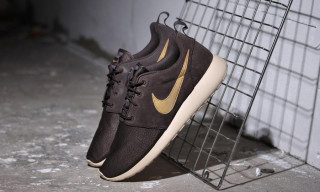 "Nike Roshe Run Suede ""Velvet Brown"""