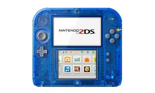 Nintendo Unveils Pokémon-Inspired 2DS