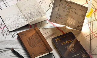 'The Hobbit' Moleskine Notebooks