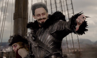 Watch the Official Trailer for 'Pan' starring Hugh Jackman, Rooney Mara & Garrett Hedlund