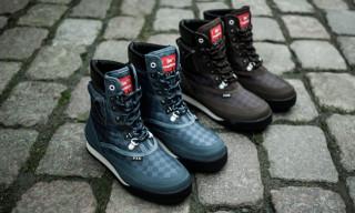 Patta x KangaROOS Fall/Winter 2014 Woodhollow Boots