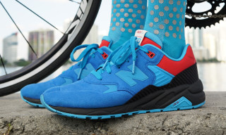 "Shoe Gallery x New Balance 580 ""Le Tour de Miami"""