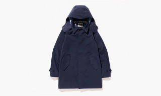Stussy × GORE-TEX Soutien Collar Coat