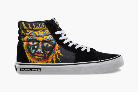 vans sk8 high damen edition