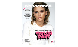 Taylor Swift Covers 'Wonderland' Magazine Nov/Dec 2014
