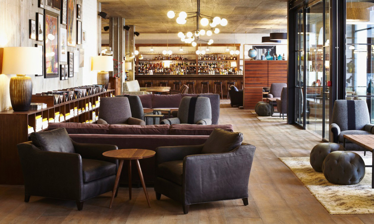 Inside The Hoxton Hotel In Holborn London Highsnobiety