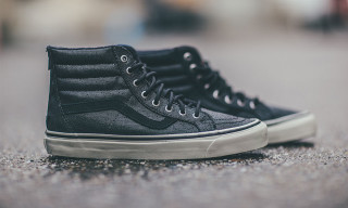 "Vans Vault x The Darkside Initiative ""Armored"" Pack"
