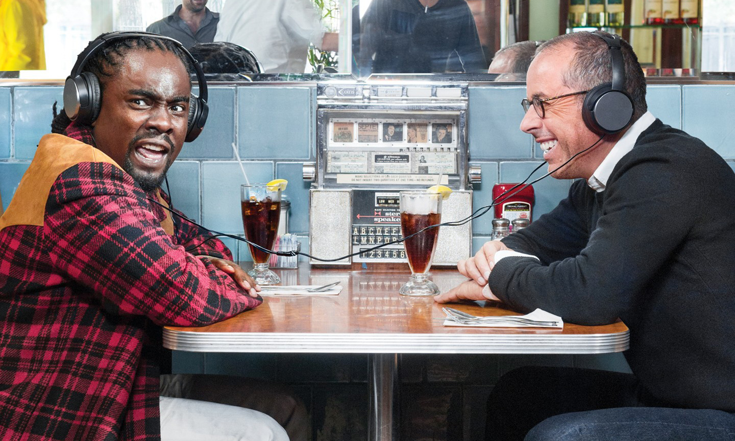 Wale and Jerry Seinfeld Cover Complex | Highsnobiety