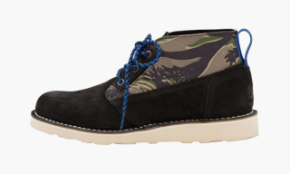 XLarge x Danner Fall/Winter 2014 3-Hole Chukka