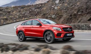 2016 Mercedes-Benz GLE Coupé