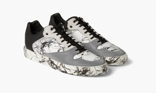 Balenciaga Marbled Sneakers