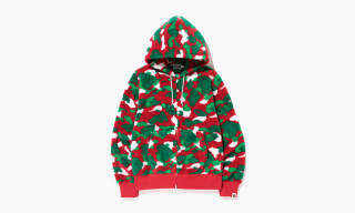 "A Bathing Ape 2014 ""X'mas"" Collection"