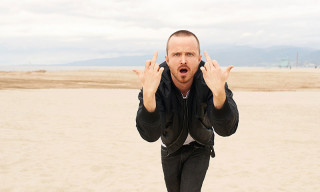 "Breaking Bad's Aaron Paul Launches ""Yo, B*tch"" iPhone App"