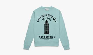 Acne Studios 1st Anniversary LA Sweatshirt