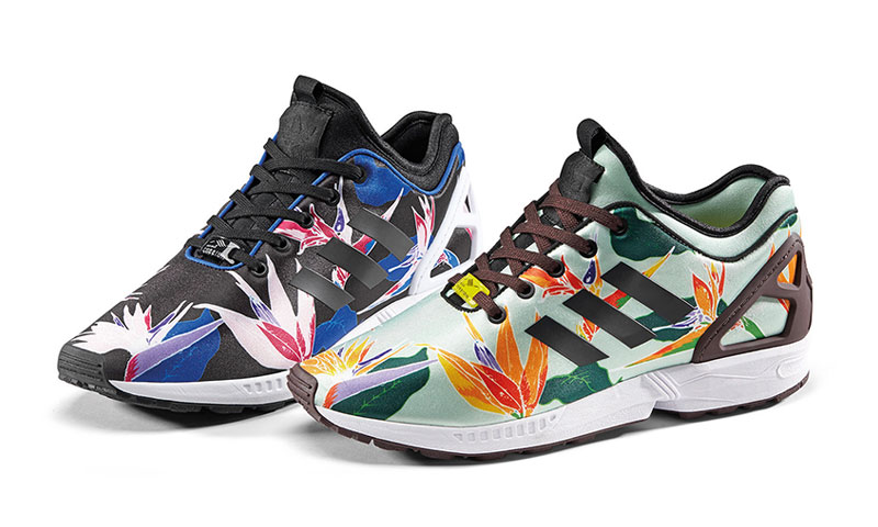 Adidas Originals ZX Flux NPS Neoprene Graphic Collection