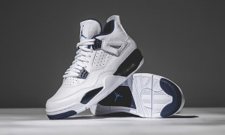 "Air Jordan 4 Retro Remastered ""Columbia"""