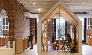 Take a Look Inside Airbnb's Portland Office