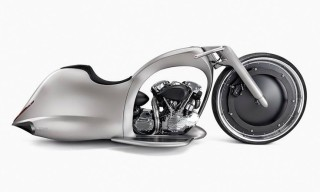 Akrapovic Full Moon Motorcycle