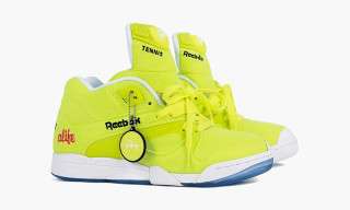 "ALIFE x Reebok Court Victory Pump ""Ball Out"""