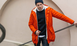 "Aspesi and SOTO Team Up for ""Lambrettone"" Jacket"