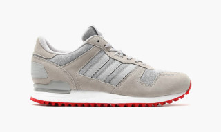 "atmos x adidas Originals ZX700 ""Heather Grey/Solid Grey"""