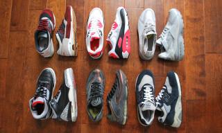 Sneaker Rotation | BJ Betts