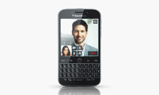BlackBerry Launches the BlackBerry Classic