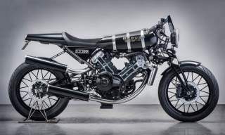 Brough presents New Superior SS100