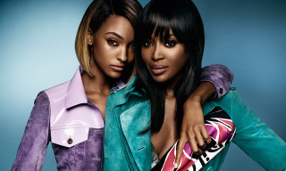 Burberry Spring/Summer 2015 Campaign ft. Naomi Campbell & Jourdan Dunn