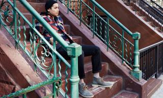 Street Style: Pierre Botardo in Clarks Originals x Herschel Supply Co. Desert Boots