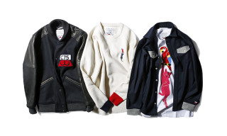 Club 75 x LIFUL Holiday 2014 Capsule Collection
