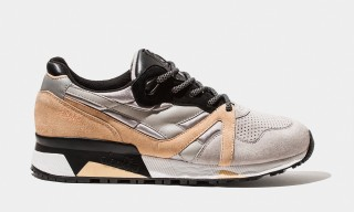 "Diadora x 24 Kilates Fall/Winter 2014 N.9000 ""Sol Y Sombra"""