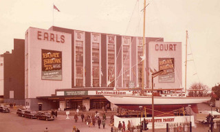 A Brief History of London's Earls Court