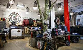 A Look Inside Element's First London Flagship Store
