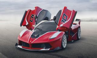 Ferrari Unveils 1,035 HP FXX K