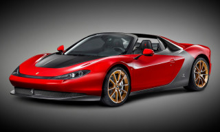 Ferrari Unveils the Production Version of the Sergio Limited Edition Roadster