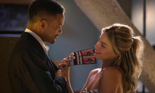Watch the Second Trailer for 'Focus' starring Will Smith & Margot Robbie