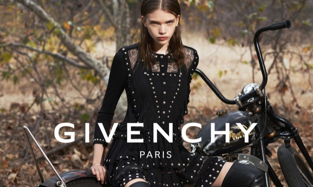 Givenchy Spring 2015 Campaign